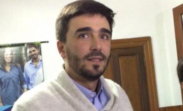 Asunción del intendente electo Ezequiel Galli