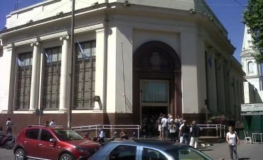Banco Nación abre a las nueve