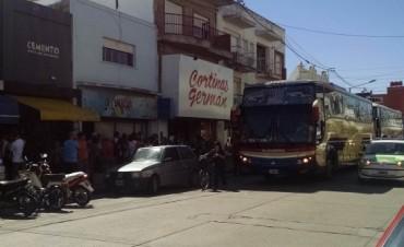 Kirchneristas de Olavarría asisten al acto de Plaza de Mayo