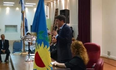 Asumió el intendente Ezequiel Galli