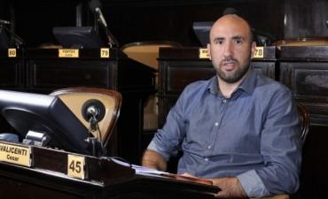 Valicenti: 'seremos muy respetuosos de la gobernabilidad'