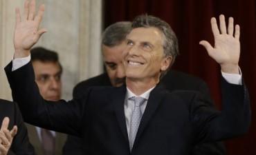 Macri: 'Que nuestro lugar de encuentro sea la verdad'
