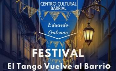 Festejos en Olavarría por el Día Nacional del Tango