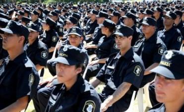 Analizan un plus salarial para policías