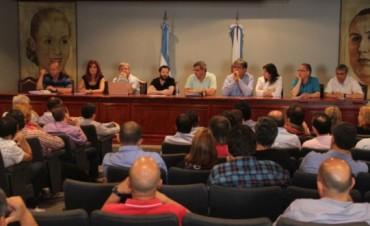 El FpV trabajará unido en el debate por el Presupuesto bonaerense