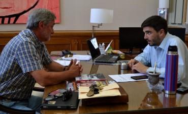 Raúl Pitarque fue nombrado Director Provincial de Redes y Regiones Sanitarias