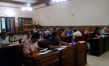 Con varias críticas, el Concejo Deliberante aprobó el Presupuesto 2016