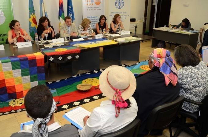 Salud bonaerense trabajará en la inclusión de las mujeres indígenas