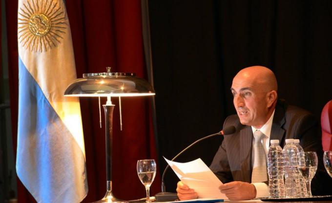 El Presidente del Concejo Deliberante saludó a los olavarrienses en estas fiestas