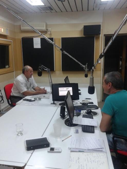 En Regional Agropecuario nos visitó Raúl Enrique Monferrer