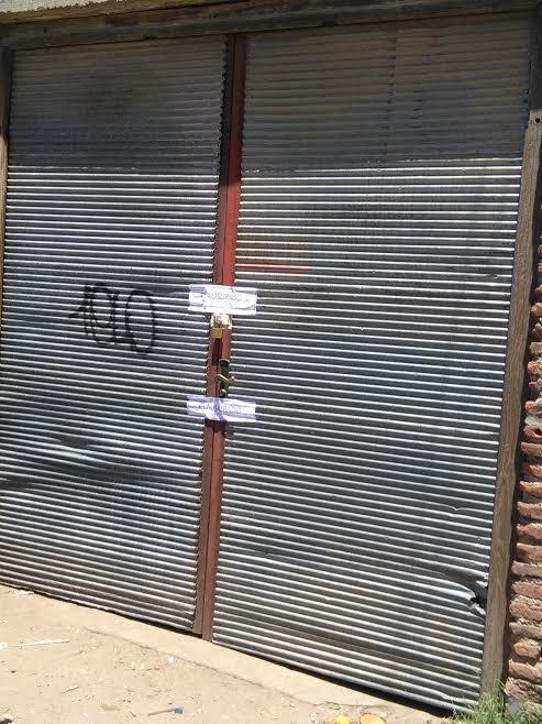 Se realizó la clausura de un depósito por distintas irregularidades