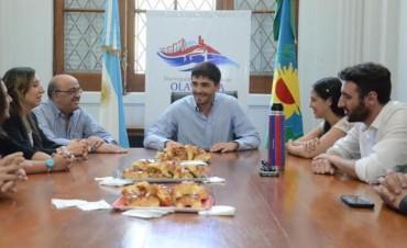 El intendente Galli encabezó el encuentro de jóvenes