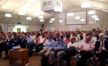 Olavarría en el 1° Encuentro de Concientización y Capacitación de Referentes Ambientales