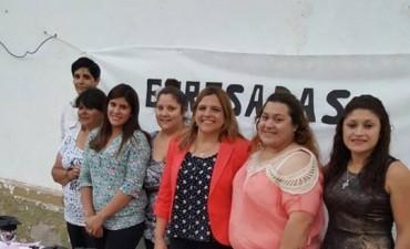 Mapis: Celebran el egreso de la primera camada de alumnos del FINes