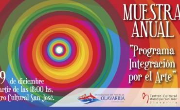 2000 alumnos participan del muestreo anual de las Escuelas Municipales de Artística