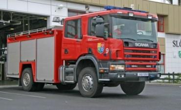 Comunicado de prensa por incendios forestales