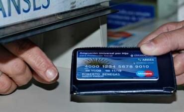 Se paga el 'bono' de fin de año para las Asignaciones