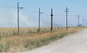 Desde Defensa Civil llaman a prevenir incendios