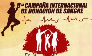 Última campaña de donación de sangre del año