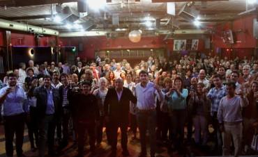 Galli: 'Estar cerca no es solamente un slogan de campaña'