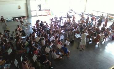 1º Festival de Orquestas y Bandas Infanto Juveniles