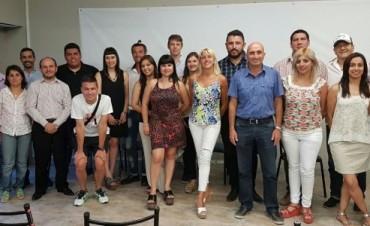 Olavarría Pública presentó las áreas de Estudios Políticos y socioeconómicos