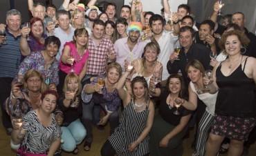 El STMA realiza un ágape de fin de año para sus afiliados