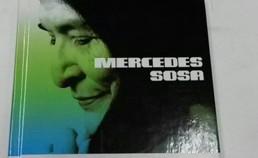 Mercedes Sosa en La Biblioteca