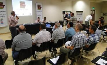En Regional Agropecuario ,Aldo Ferrari presentó Mercocarne