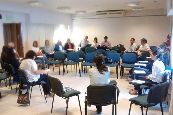 Olavarría participó de jornadas para mejorar la gestión en Saladillo
