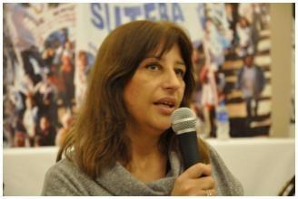 Docentes de Olavarría movilizaron en La Plata y Buenos Aires