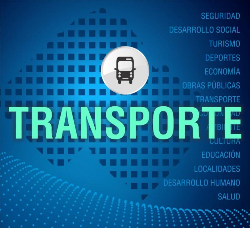 Servicio del transporte interurbano en las fiestas