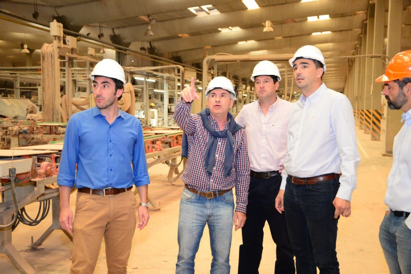 Grandes empresas invierten en Olavarría