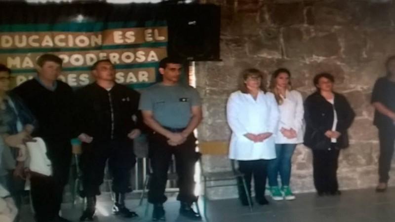 La Escuela Primaria Nº701 finalizó el ciclo lectivo en Sierra Chica