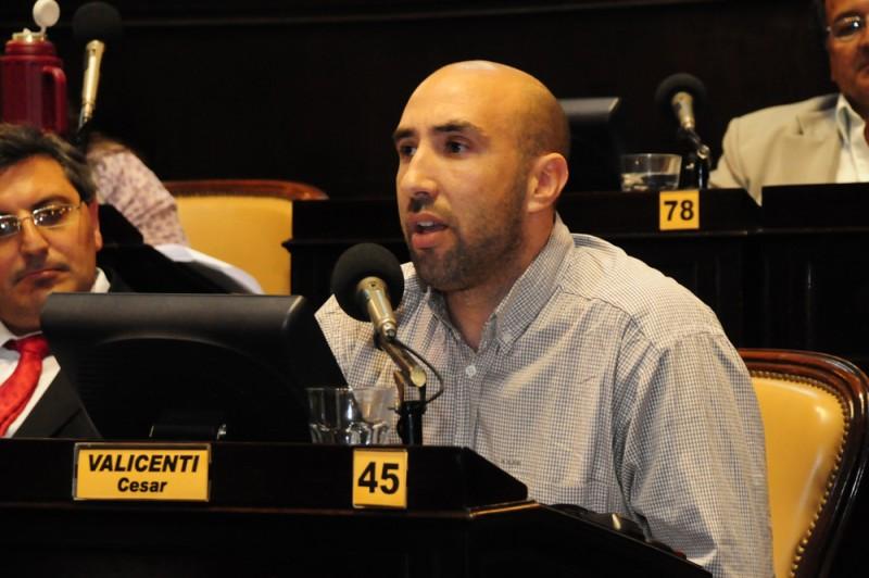 La Legislatura bonaerense trató las leyes de 'recorte' de la gobernadora Vidal