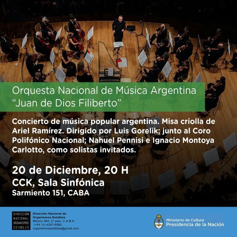 Se presenta este jueves Ignacio Montoya Carlotto en el CCK