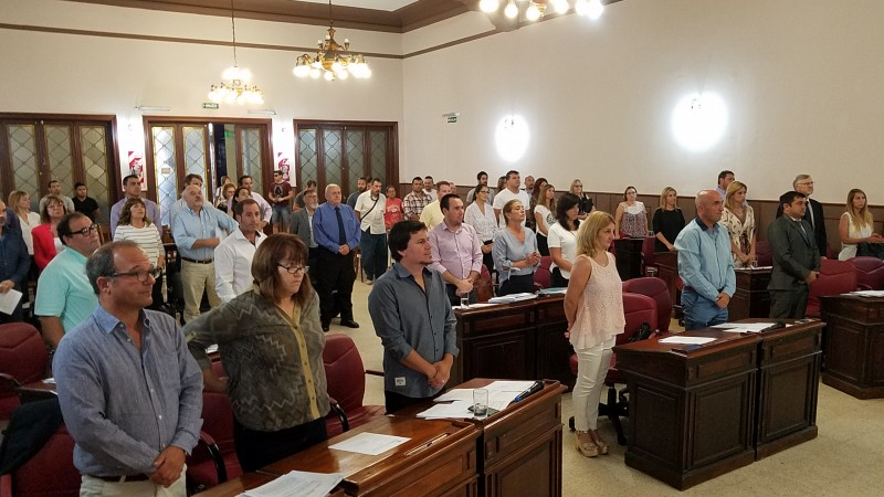 En general, la Asamblea de Mayores Contribuyentes y Concejales, aprobó el aumento de tasas