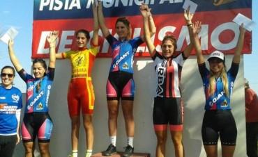 Buena actuación de ciclistas locales en Tapalque
