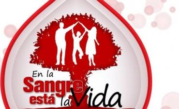 Nueva colecta externa de donantes voluntarios de sangre