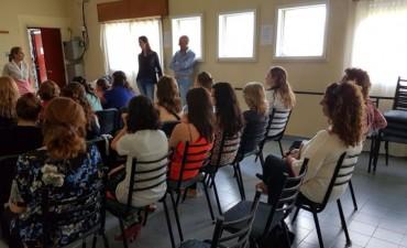 Exitosa charla sobre celiaquía en Loma Negra