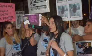 Nueva marcha contra casos de abusos sexuales en Olavarría