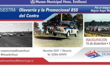 Muestra de la Promo 850 en el Museo Emiliozzi