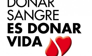 Este lunes hay una nueva colecta externa de donantes voluntarios de sangre