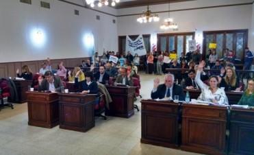 Concejo Deliberante: juran los nuevos concejales