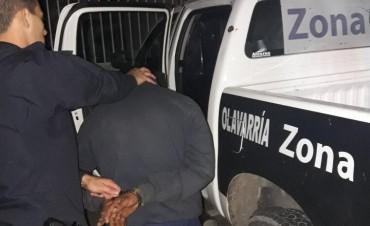 Detenido por violar la restricción de acercamiento