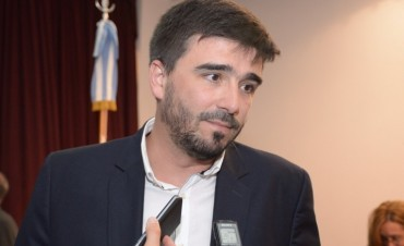 Galli: 'no es sano ser intendente con una mayoría automática' en el HCD