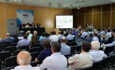 Olavarría tuvo una nueva audiencia por el aumento de la energía eléctrica