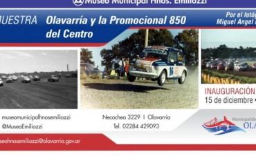 La Promo 850 se muestra en el Museo Emiliozzi