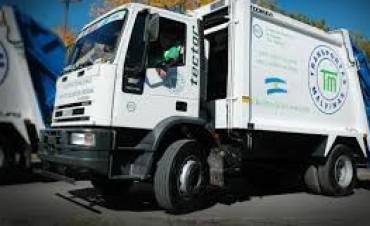 El paro afectará la recolección de residuos