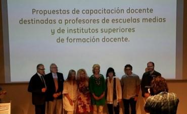 Premio Zurich a la Educación: docentes olavarrienses recibieron mención